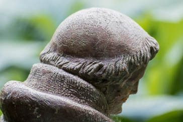 Random Garden Statue